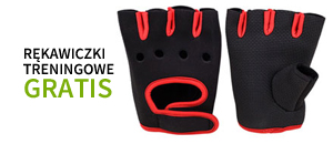 Rękawiczki neoprenowe gratis!