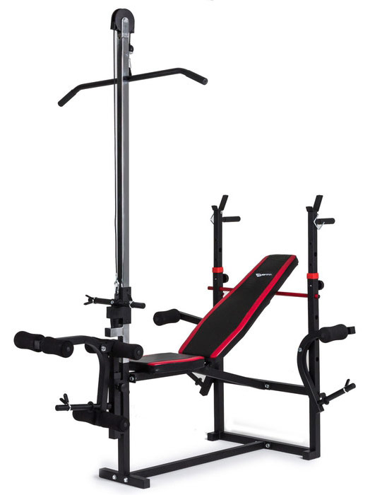 banc musculation multifonctionnel hs 1070 poulie hop sport station poste gym ebay. Black Bedroom Furniture Sets. Home Design Ideas
