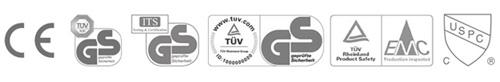 Certyfikaty basenów rozporowych marki Intex