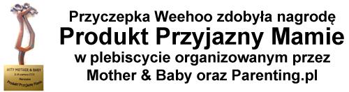 Nagroda zdobyta przez przyczepki marki Weehoo | sportowybazar.pl