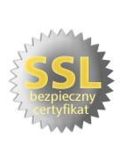 Bezpieczne zakupy, najwyższej jakości certyfikat SSL SportowyBazar.pl